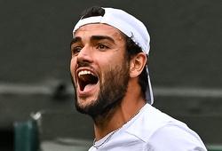 Kết quả tennis mới nhất 26/10: Berrettini cán đích, ATP Finals 2021 chỉ còn 2 chỗ trống