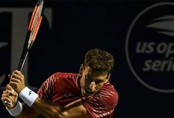 Kết quả tennis khởi động US Open hôm nay 26/8:Hạt giống số 1 Winston-Salem vào tứ kết