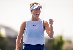 Kết quả tennis khởi động US Open hôm nay 28/8:Người đẹp Ukraine vào chung kết Chicago