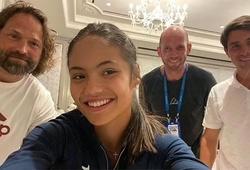 """Emma Raducanu chia tay HLV Richardson: Tennis lại chứng kiến cảnh """"qua cầu rút ván"""""""