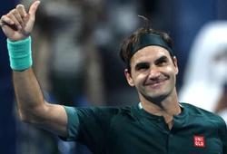 Roger Federer thắng số 1 Anh ngay trận tennis đầu tiên trong 14 tháng qua!