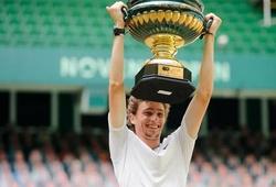 """Kết quả tennis mới nhất: Tất cả đều là những chung kết """"để đời""""!"""