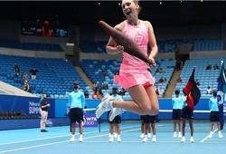 Elise Mertens quá bá đạo với ngôi vô địch tennis thứ 6 trước Australian Open