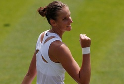 """Kết quả tennis Wimbledon mới nhất: Số 1 thế giới gặp """"trùm"""" giao bóng!"""