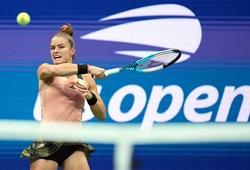 """Kết quả tennis US Open mới nhất hôm nay 9/9:Hóa ra, Hy Lạp còn có """"nữ thần"""" Sakkari"""