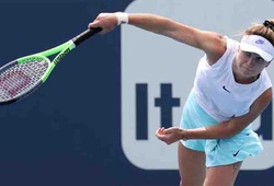 Các sao tennis nữ dự Miami Open không thích vaccine COVID-19