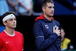 Tennis Mỹ rầu thúi ruột khi Taylor Fritz trở thành số 1