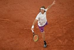 """Kết quả tennis Roland Garros mới nhất:""""Thần Hy Lạp"""" vượt khó!"""
