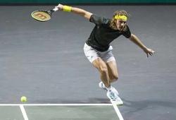 Tsitsipas vs Rublev - chung kết sớm cho giải tennis ATP Rotterdam