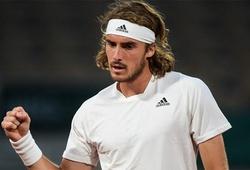 Kết quả tennis Roland Garros mới nhất:Tsitsipas phục hận và lần đầu cho Zverev, Zidansek với Pavlyuchenkova!