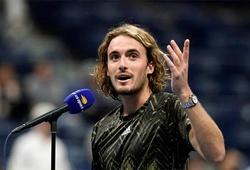 """Kết quả tennis US Open mới nhất hôm nay 2/9:""""Thần Hy Lạp"""" thắng do đi vệ sinh quá lâu?"""