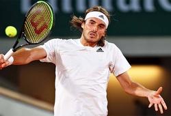 Kết quả tennis Roland Garros mới nhất:Tsitsipas thắng dễ, Zverev thoát hiểm, Thiem bật bãi!