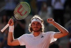 """Kết quả tennis Roland Garros mới nhất: """"Thần Hy Lạp"""" rốt cuộc thức tỉnh và khóc!"""