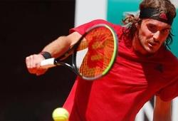 Sao tennis Tsitsipas tự tin tiến tới Roland Garros do có kỳ Grand Slam chuẩn bị tốt nhất