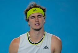Zverev bất mãn với BXH tennis do đứng sau Federer