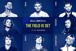 Lịch thi đấu ATP Finals 2020 mới nhất