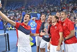 Giải tennis ATP Cup 2021 diễn ra khi nào và tiền thưởng bao nhiêu?