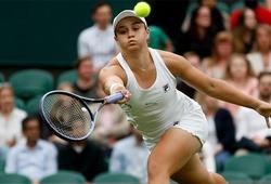 Kết quả tennis Wimbledon mới nhất: Số 1 thế giới Barty đánh dở vẫn ở lại, hạt giống số 3 quá đẹp bị đè bẹp!