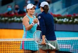 Kết quả tennis Madrid Open mới nhất:Barty khuất phục Swiatek