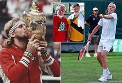 Con trai huyền thoại Bjorn Borg bước vào tennis nhà nghề: Ngoại lệ trong giới COCC?