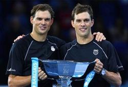 """Ngày buồn cho tennis và US Open: """"Quái vật 2 đầu"""" giải nghệ"""