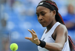 Kết quả tennis mới nhất: Coco Gauff không lỡ hẹn với Naomi Osaka