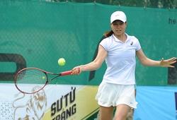 Giải quần vợt VĐQG: Nữ Hải Dương chạm trán Hải Đăng