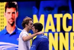 Kết quả Djokovic vs Zverev: Số 1 thế giới vào bán kết ATP Finals 2020