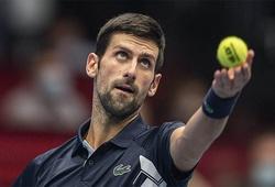 BXH tennis mới nhất: Djokovic trở thành tay vợt thứ 2 trong lịch sử cán mốc 300 tuần chiếm số 1 thế giới nam