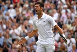 Kết quả tennis Wimbledon mới nhất: Djokovic đánh khiến Shapovalov phải khóc!