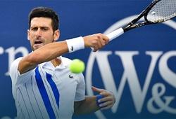Sao tennis Djokovic bỏ giải lớn Cincinnati