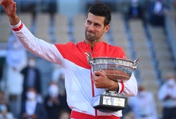 Sao tennis Djokovic chuẩn bị bảo vệ ngôi vua Wimbledon theo cách bất thường