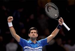 Bốc thăm ATP Finals 2020: Djokovic dễ thở, Nadal nhọc nhằn