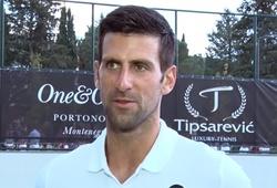 """Sao tennis Djokovic muốn nghe bản """"Thần công lý"""" ngày 1/8 tại Olympic Tokyo"""