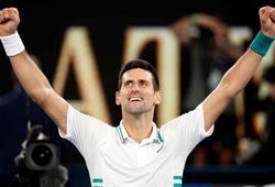 Kết quả tennis chung kết Australian Open hôm nay, 21/2: Djokovic đơn giản là quá mạnh đối với Medvedev!