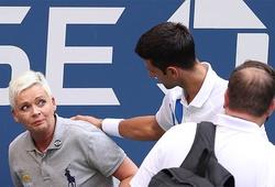 Djokovic có bị BTC US Open 2020 xử ép do đánh bóng trúng cổ trọng tài biên?