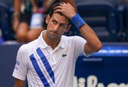 """Djokovic phải mãi mang tiếng là """"trai hư"""" vì cú đánh trúng cổ họng trọng tài biên US Open 2020"""