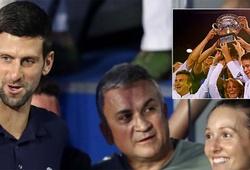 """Cha của tân vô địch giải tennis Australian Open - Novak Djokovic: """"Con tôi được thần linh gửi xuống!"""""""