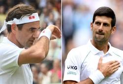 Federer nêu ra 3 cái tên nữa dọa xóa mộng Golden Slam tennis của Djokovic ngay ở Wimbledon