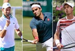 Kết quả bốc thăm Wimbledon: Hứa hẹn có trận chung kết như mơ Djokovic vs Federer cho làng tennis