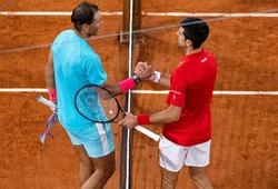 Djokovic cùng Nadal thống trị BXH tennis cuối năm 3 mùa liên tiếp