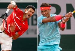 Nadal chưa giải được bài toán Djokovic trên sân cứng Australian Open!