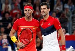 Xem trực tiếp Rafael Nadal vs Novak Djokovic ở đâu, kênh nào?