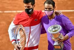Giải tennis Roland Garros 2021, nơi lịch sử vẫy gọi Nadal và Djokovic!