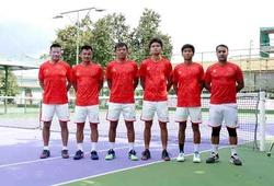 Kết quả bốc thăm tennis Davis Cup: Số 2 Lý Hoàng Nam chung bảng số 1 khu vực