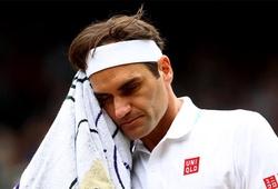 Kết quả tennis Wimbledon mới nhất: Cú ngã không ngăn Djokovic vào bán kết, Federer thua trắng sau gần 20 năm!