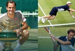 Top 5 điểm đáng chú ý khi Federer dẫn đầu dàn sao tennis thuộc Top 10 đến Halle