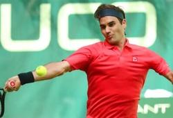 Sao tennis Federer sa sút rõ tại Halle