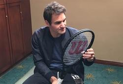 "Những kỷ lục ""dị"" nhất của sao tennis Federer"