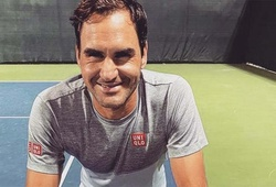 Sao tennis Federer đăng có mỗi tấm hình, vì sao mạng xã hội náo loạn?